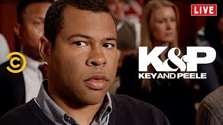 Town Hall Audience Member - Key & Peele