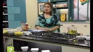 Salad Bar Recipe  by Chef Shireen Anwar