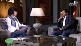 صاحبة السعادة | محمد هنيدي يكشف السر وراء شخصية رمضان مبروك أبو العلمين حمودة