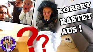 ROBERT RASTET AUS! KANN ER AGGRESSIV WERDEN? Vlog #134 FAMILY FUN