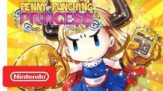 Penny-Punching Princess Launch Trailer - Nintendo Switch