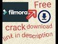 How to download wondershare filmora crac...mp3