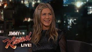 Jennifer Aniston on Dolly Parton & New Movie Dumplin