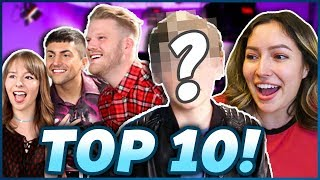 17 MILLION SUBSCRIBERS!   Top 10 React BTS Moments April 2018