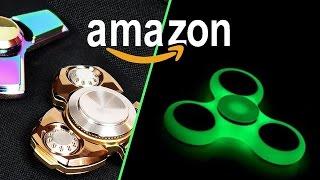 Top 5 Fidget Spinner Auf Amazon!