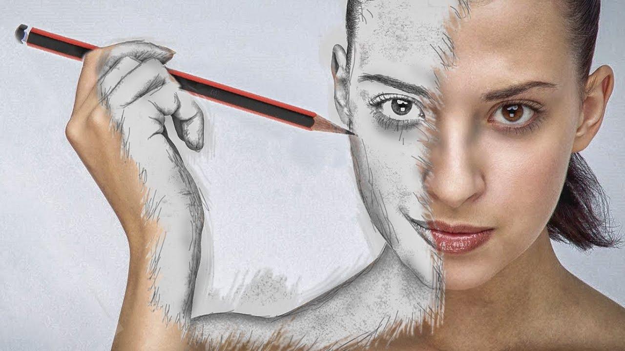 Pancil art hd photo downlod nude scenes