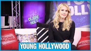 THE ORIGINALS Star Claire Holt Reveals Her Hidden Talents!