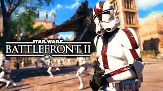 Star Wars Battlefront 2 Beta - Funny Moments #3
