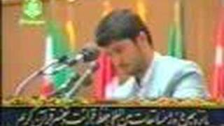 quran great voice jawad foroughi surat al anbia and ikhlas