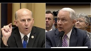 Rep Gohmert GRILLS AG Sessions on Rod Rosenstein