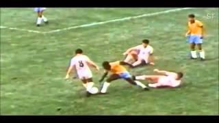 "Pelé ""King of Football"" rare amazing Dribbling Skills - VOLUME 1"