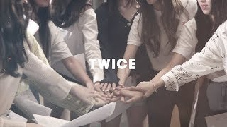 TWICE「STAY BY MY SIDE」Making Music Video
