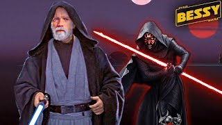 How Ben Kenobi Tricked Maul During their LAST Duel (Canon)