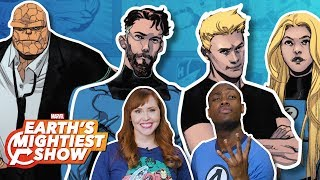 The Fantastic Four Arrive in Marvel Future Fight! | Earth