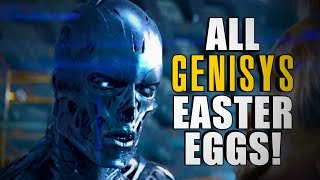 Terminator Genisys: 32 References, Easter Eggs & In Jokes