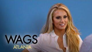 WAGS Atlanta | Kaylin Jurrjens Brushes Up on Her Hosting Skills | E!