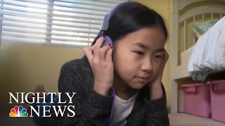 Headphones Designed For Children May Not Be Safe For Their Ears | NBC Nightly News