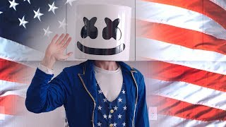 Cooking with Marshmello: Gourmet Hot Dogs (4th of July Edition)