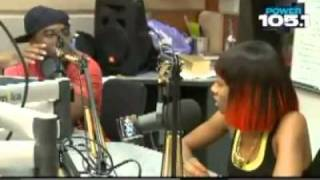 Charlamagne Tha God Makes Lil Mama Cry!