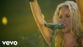 Shakira - Whenever, Wherever (from Live & Off the Record)