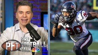Texans shakeup roster with Jadeveon Clowney, Laremy Tunsil deals   Pro Football Talk   NBC Sports