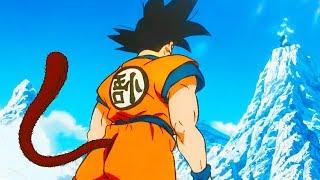 TAILS In Dragon Ball Super - SUPPRESS a Saiyan