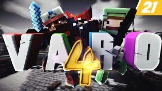 PROT 4 HARNISCH • Minecraft VARO 4 #21   Fazon