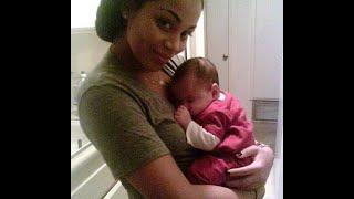 Lauren London gave birth to a baby boy September 2016 SECRET PREGNANCY
