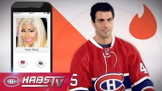 If Mark Barberio were on TINDER: Nicki Minaj, Justin Bieber + more