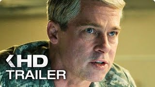 WAR MACHINE Trailer 2 (2017)