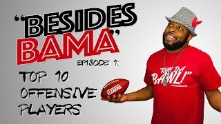 Besides Bama | Best SEC Offensive Players | Comedian FunnyMaine: Episode 1