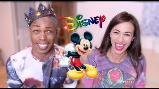 THE INTENSE DISNEY CHALLENGE w/ Todrick Hall