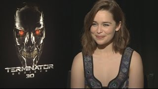 "TERMINATOR GENISYS Cast and Filmmakers Play ""Save or Kill"""