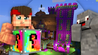 LUCKY BLOCK BATTLE AUF DER CRAFT ATTACK 4 MAP MIT ALPHASTEIN & PETRIT