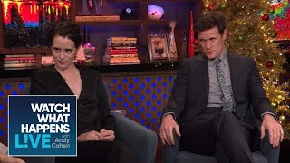 Matt Smith Hearts Kim Kardashian | WWHL