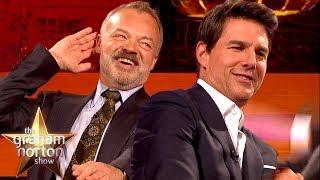 Tom Cruise Dances with Zac Efron! | The Graham Norton Show