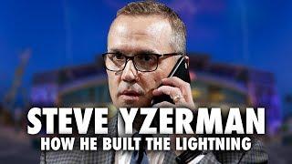How Steve Yzerman Built The Tampa Bay Lightning
