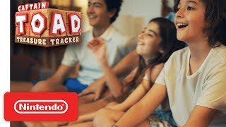 Captain Toad: Treasure Tracker - Play Together Anytime, Anywhere - Nintendo Switch