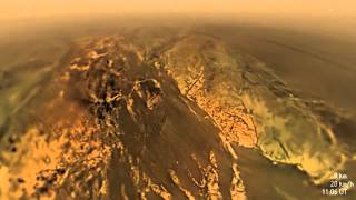 What Huygens Saw On Titan - New Image Processing