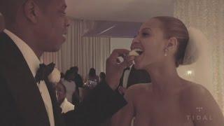 Beyoncé Releases Wedding Videos in