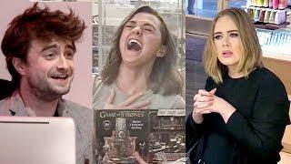 Top 9 Best Celebrity Hidden Camera Pranks!