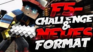 F5 CHALLENGE (Minecraft Fight Club)