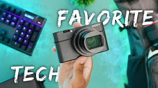My Favorite Tech of the Month - August!