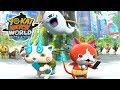 YO-KAI WATCH WORLD - First Look Gameplay...mp3