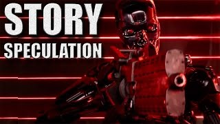 Terminator Genisys Trailer - Story Speculation