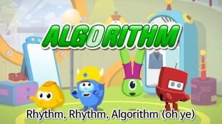 """[Cubico AR Kids Coding] Coding Song """"Rhythm Rhythm Algorithm~♪"""""""
