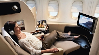 Top 10 Business Class airlines 2017