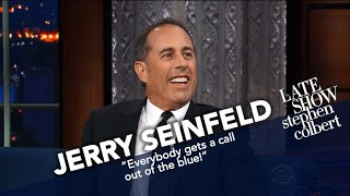 Jerry Seinfeld Is Becoming
