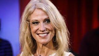 "Kellyanne Conway Says Trump ""Empowers And Elevates"" Women, Ignoring His Sexual Predator Behavior"