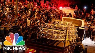 Jerusalem's Al-Aqsa Mosque Reopens to Prayers as Violence Subsides | NBC News